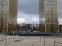 Le torri della Corte, Lussemburgo