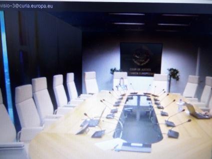 Lussemburgo, Corte di giustizia dell'UE