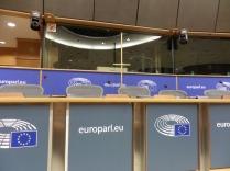 Sala Aldo Moro al Parlamento europeo
