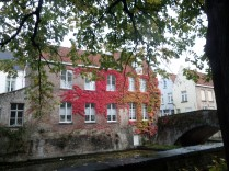 Autunno a Bruges