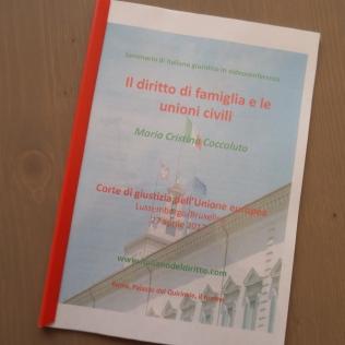 Il diritto di famiglia e le unioni civili