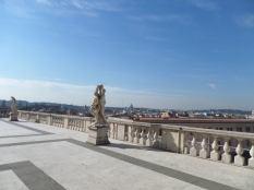 Vista su Roma dal Quirinale