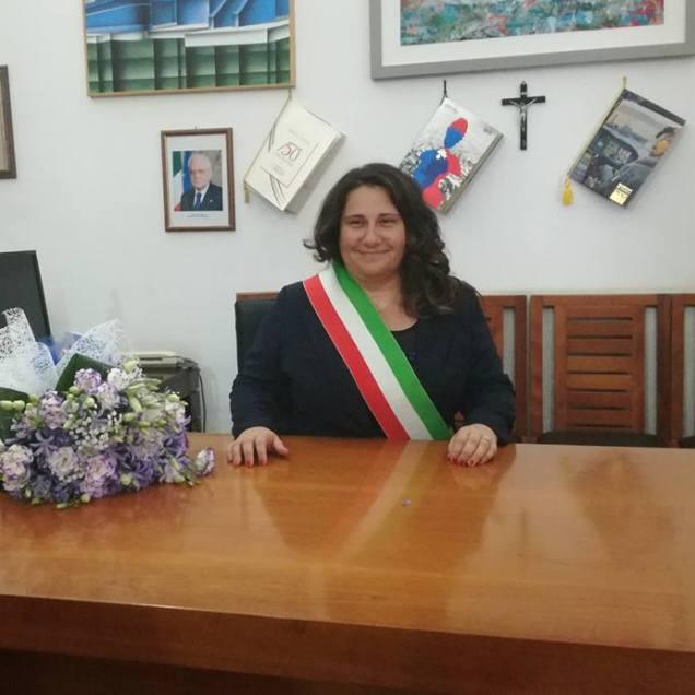 Il sindaco Giada Gervasi