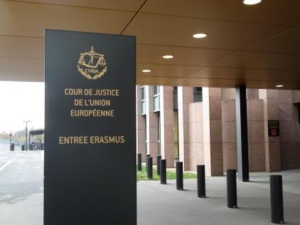 La Corte di Giustizia