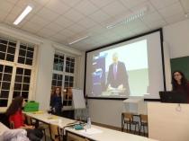 Il presidente del PE Antonio Tajani ricorda la giornalista Daphne Galizia