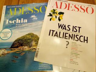 Adesso, rivista bilingue italiano tedesco