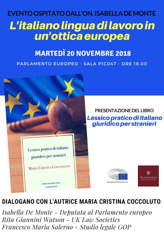 Lessico_ParlamentoEuropeo