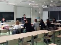 """L'avvocato Francesco Maria Salerno e il seminario """"Alitalia, tra Stato e mercato"""""""
