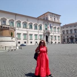 Al lavoro sul Colle più alto di Roma