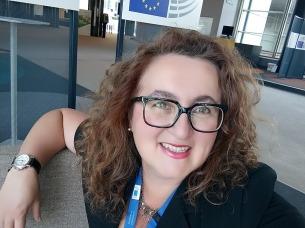 Al Parlamento europeo di Bruxelles