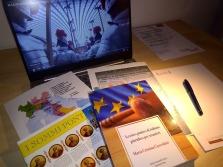 """Preparando il seminario """"Italia e Vaticano"""""""