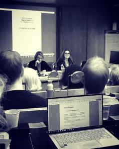 Mimma Cirimbilla Ugo presenta il mio Lessico pratico di italiano giuridico per stranieri