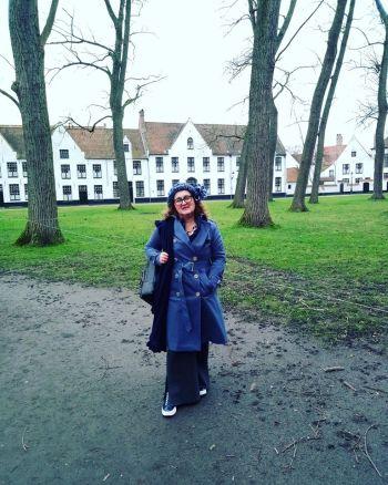 Ricordando le passeggiate a Bruges dopo i corsi