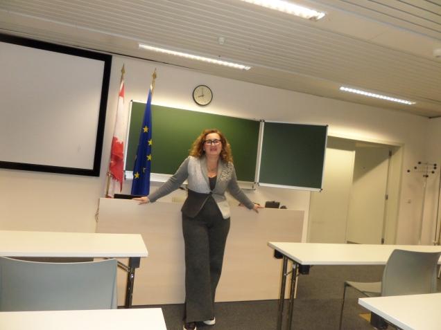 Prof in aula