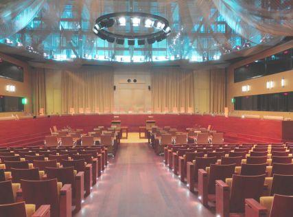 Grande Salle della Corte di Giustizia