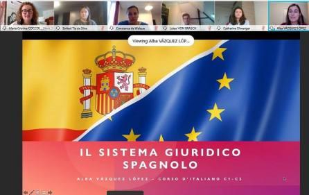 Il sistema giuridico spagnolo - Alba