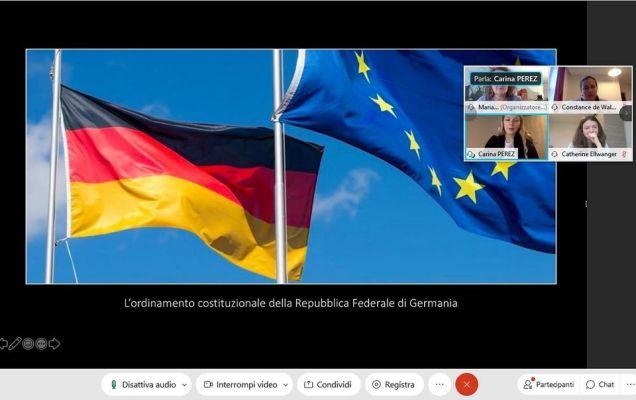 L'ordinamento costituzionale della Germania - Carina