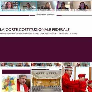La Corte Costituzionale Federale
