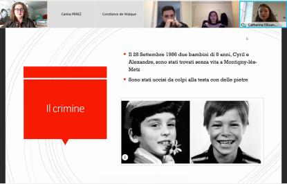 Il crimine