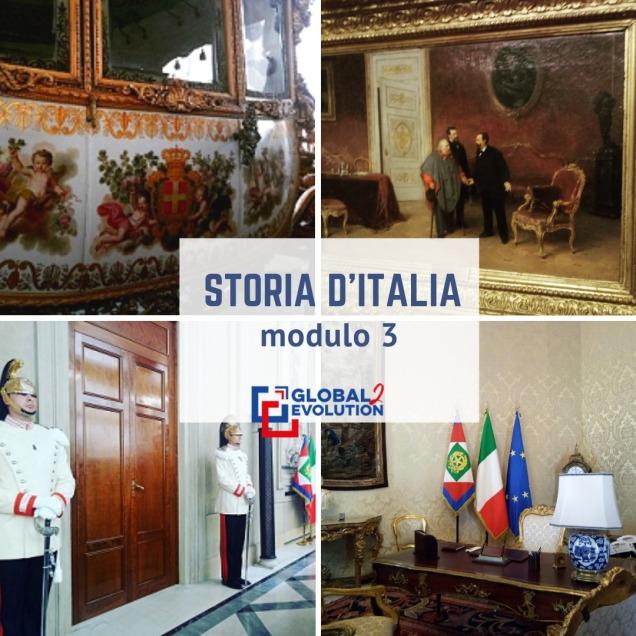 Storia d'Italia - Modulo 3