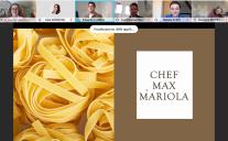 Eduardo, Spagna, e lo chef Max Mariola